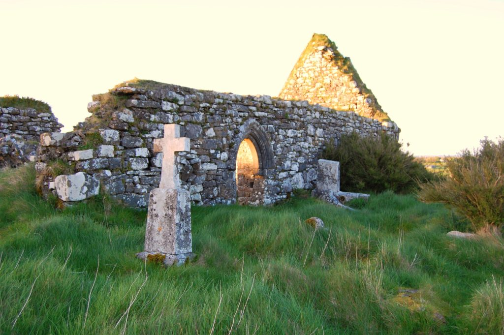 Kiltullagh Church County Roscommon